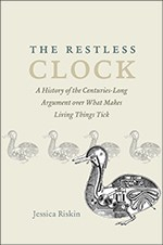 The Restless Clock Cover